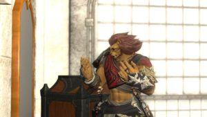 FFXIV Glamour Hunt – Ninja (Hrothgar)